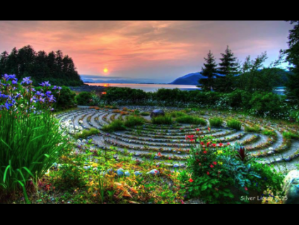 Merciful Love Labyrinth