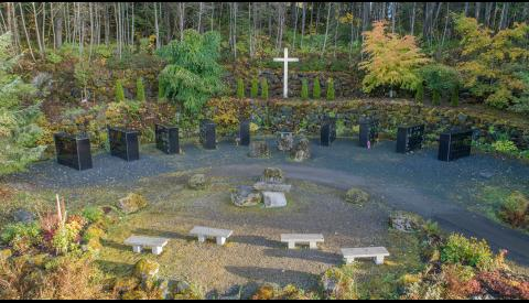 National Shrine of St. Thérèse Columbarium
