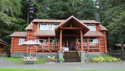 The Shrine Lodge